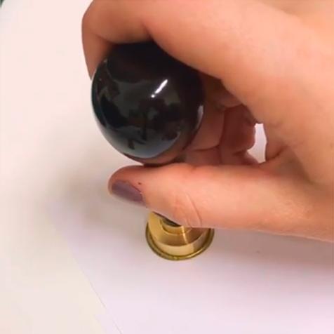 Making of: sello de lacre